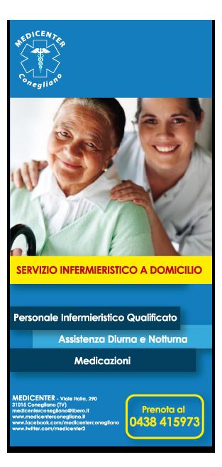 assistenza infermieristica domiciliare a Conegliano