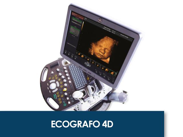 Ecografo 4D