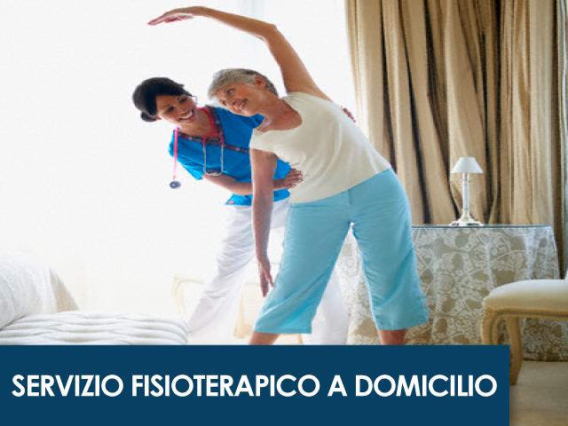 Servizio fisioterapico a domicili: il fisioterapista a casa - curarsi a casa con Medicenter Conegliano