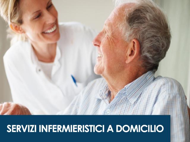 Servizio inferimieristico a domicilio: Un infermiere a casa - curarsi a casa con Medicenter Conegliano