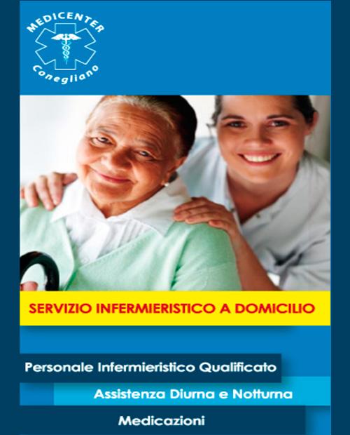 servizio infermieristico a domicilio - un'assitenza qualificata a casa tua