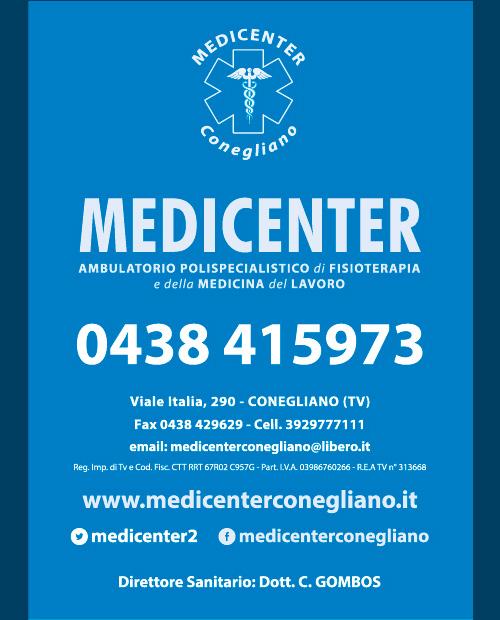 servizi medici offerti presso il Poliambulatorio Medicenter di Coneglinao
