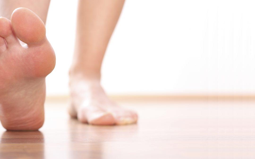 Cura il tuo piede e il tuo corpo con la riflessologia plantare