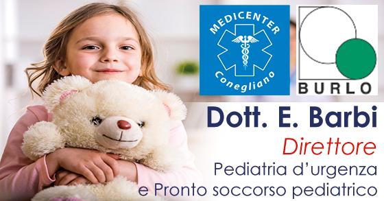 Dott. Egidio Barbi Pediatra al Medicenter di Conegliano