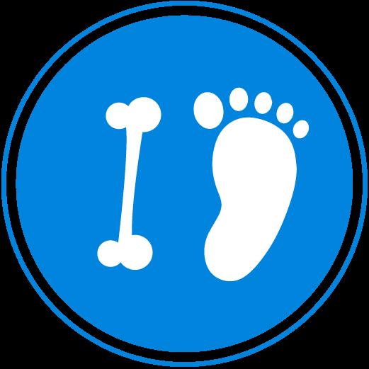 visita specialista ortopedia del piede | Poliambulatorio Medicenter di Conegliano Treviso
